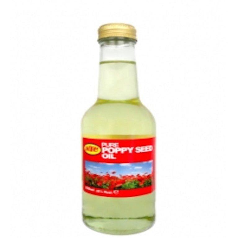 Aceite de amapola 250ml, 1 ud