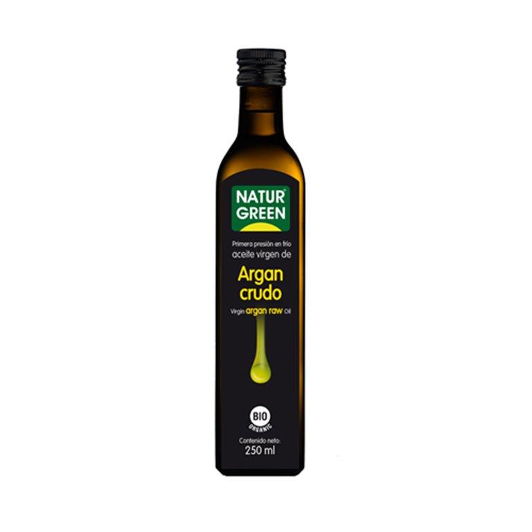 Aceite de Argán Crudo Bio 250ml