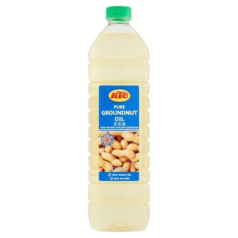 Aceite de Cacahuete Puro 1L