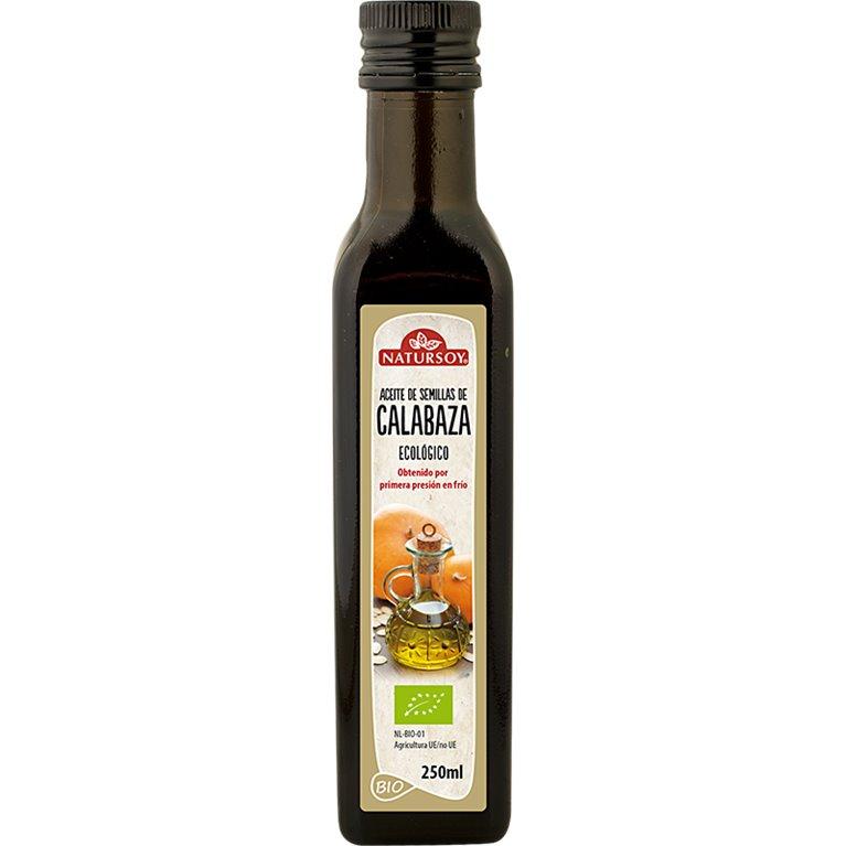 Aceite de Calabaza Bio 250ml