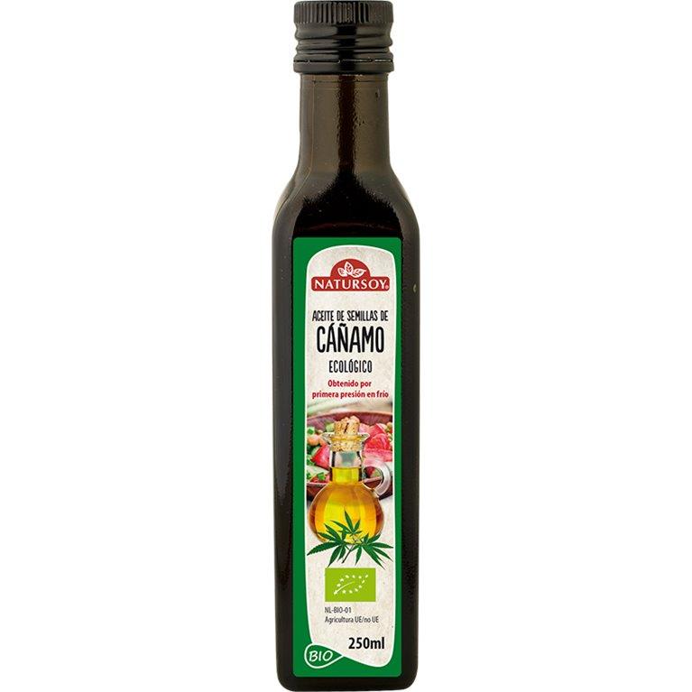 Aceite de Cáñamo Bio 250ml
