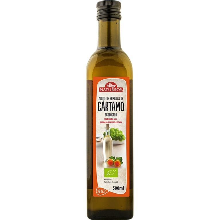Aceite de Cártamo Bio 500ml