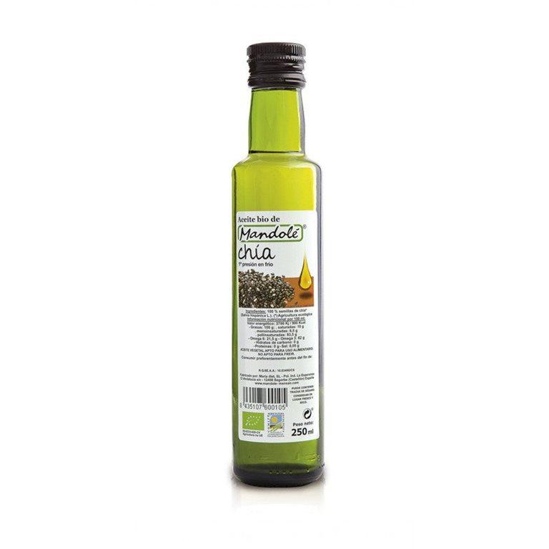 Aceite de Chia Bio 250ml