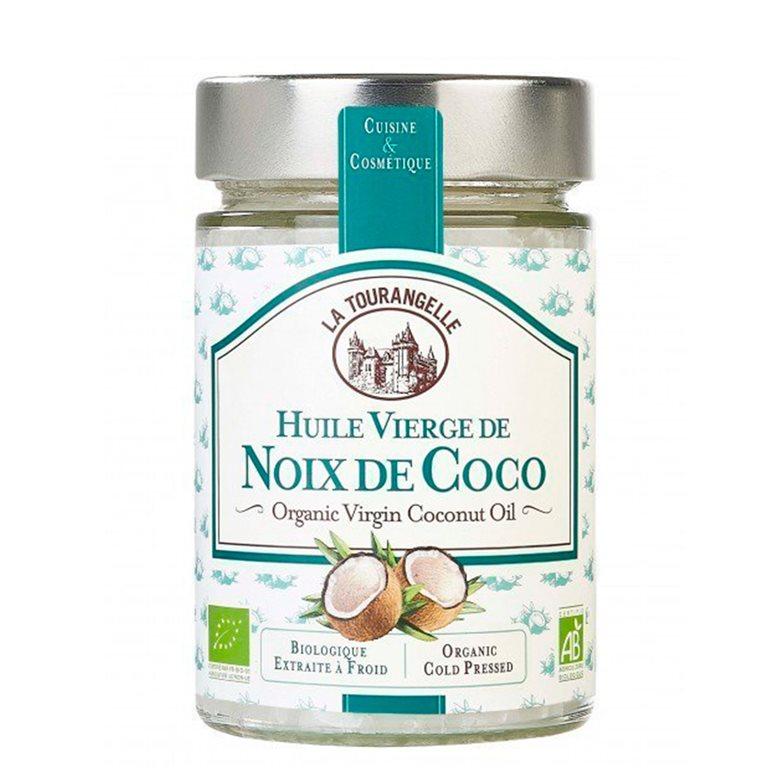 Aceite de coco 100% puro y ecológico, 1 ud