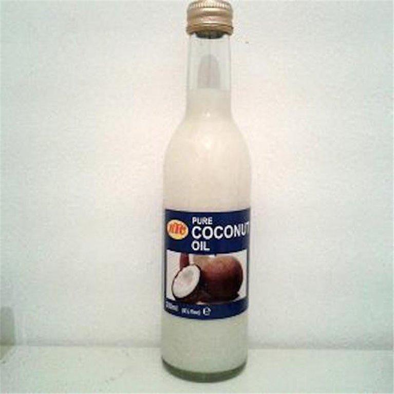 Aceite de coco 250ml, 1 ud