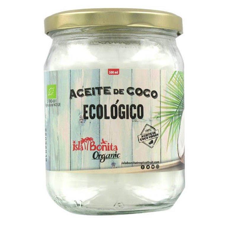 Aceite de coco 450 ml - Isla Bonita