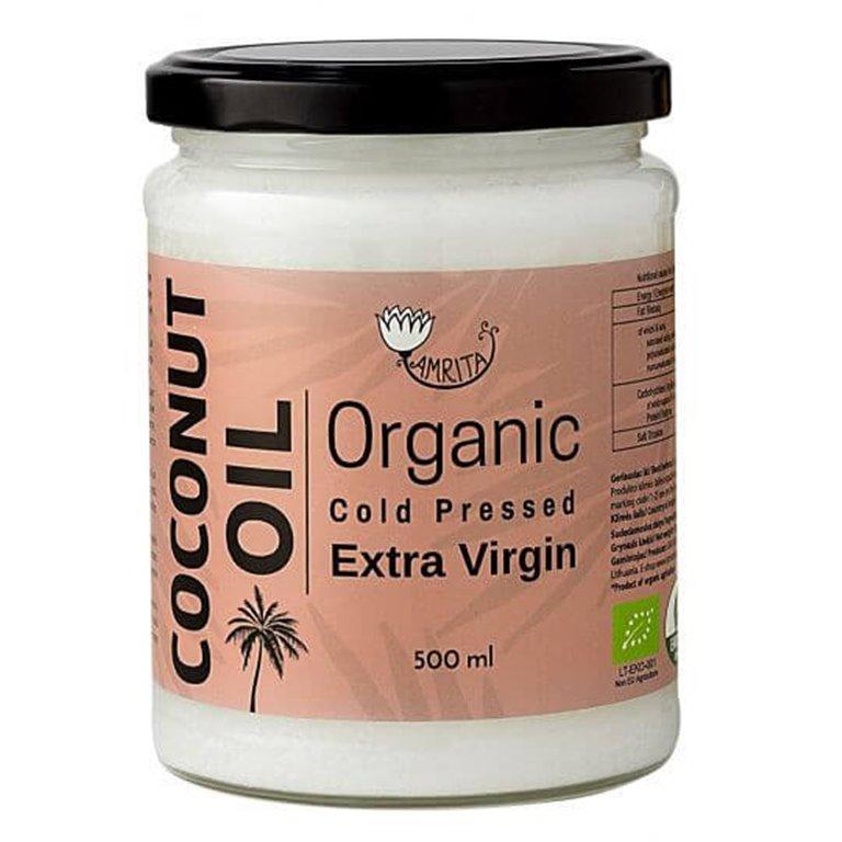 Aceite de coco 500ml - Amrita