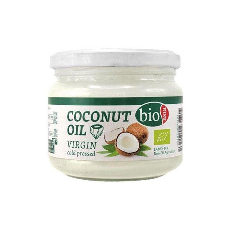 Aceite de coco bio virgen 250ml, 1 ud