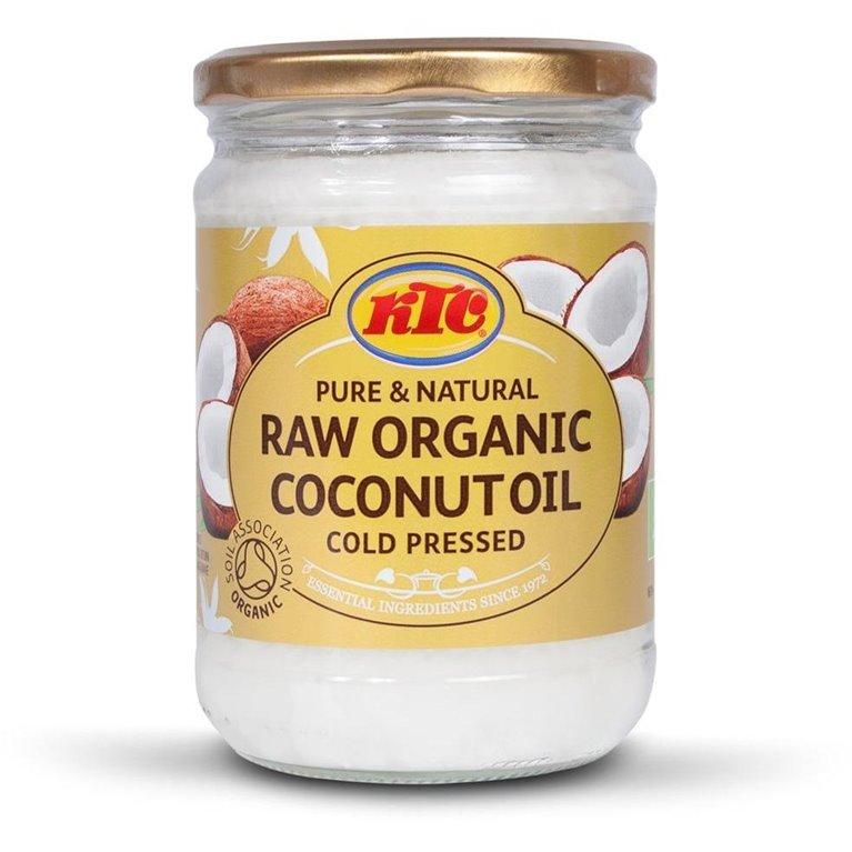 Aceite de Coco Crudo Virgen Bio 300ml, 1 ud