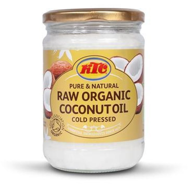 Aceite de Coco Crudo Virgen Bio 500ml, 1 ud