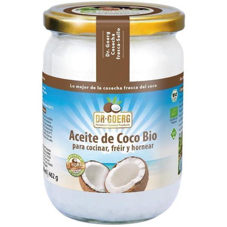 Aceite de Coco Desodorizado Bio Premium 500ml, 1 ud