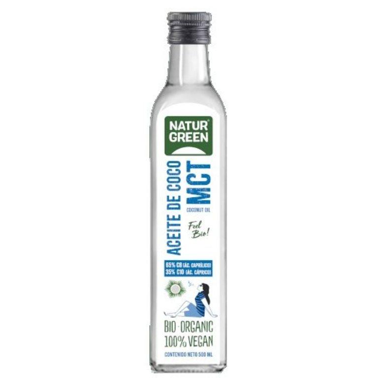 Coconut Oil MCT Bio 500ml
