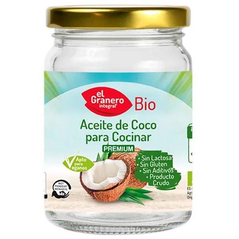 Aceite de Coco Desodorizado Bio 500ml