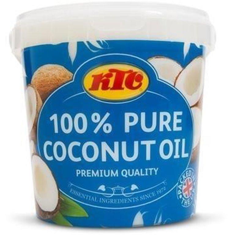 Aceite de Coco Puro 1L, 1 ud