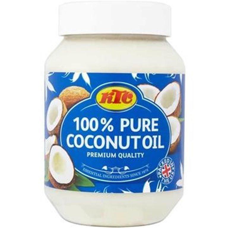 Aceite de Coco Puro 500ml, 1 ud