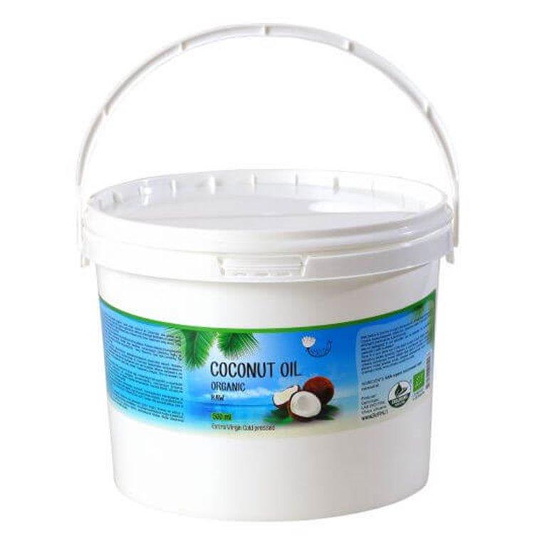 Aceite de coco virgen 3 L - Amrita