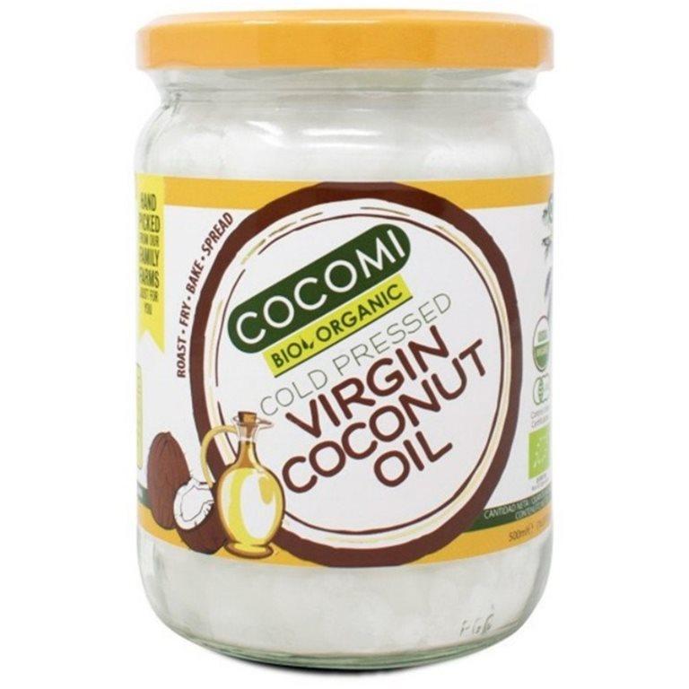 Aceite de Coco Virgen Bio 225ml