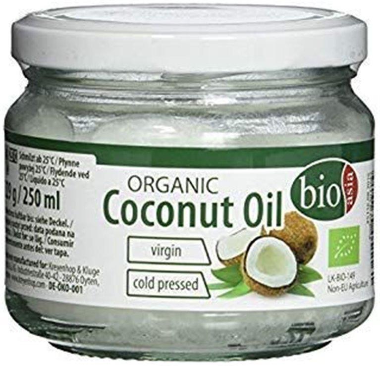 Aceite de Coco Virgen Bio 250ml, 1 ud