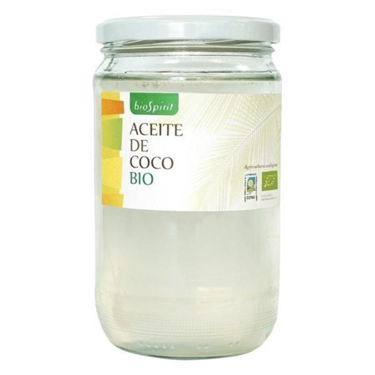 Aceite De Coco Virgen Extra, 1 ud