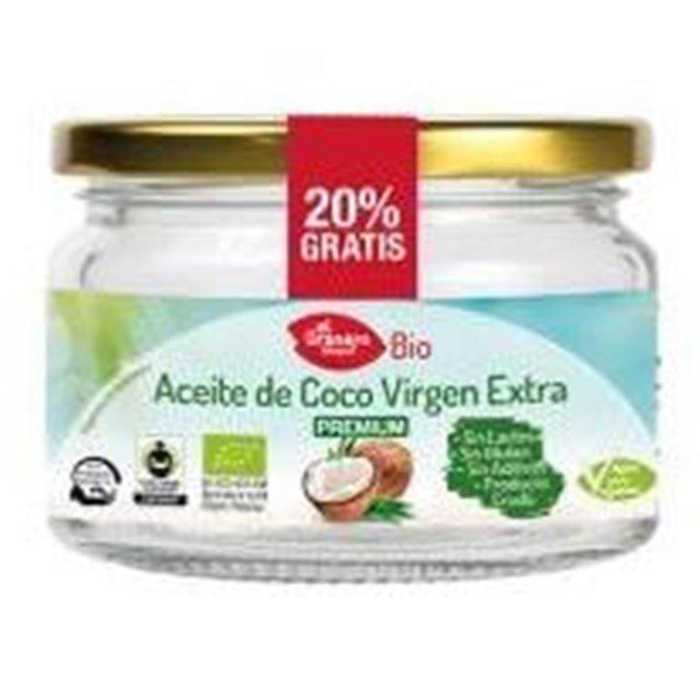 Aceite de Coco Virgen Extra Bio 250ml