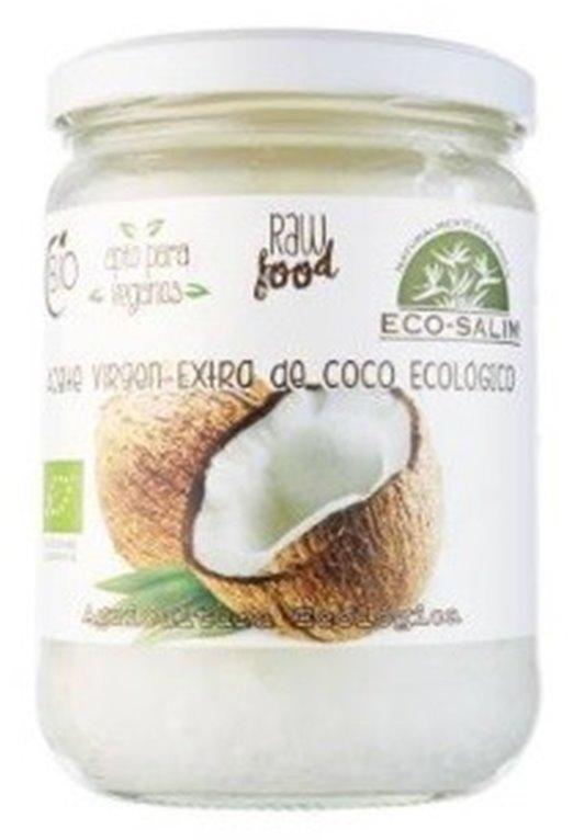 Aceite de Coco Virgen Extra Bio 430ml, 1 ud