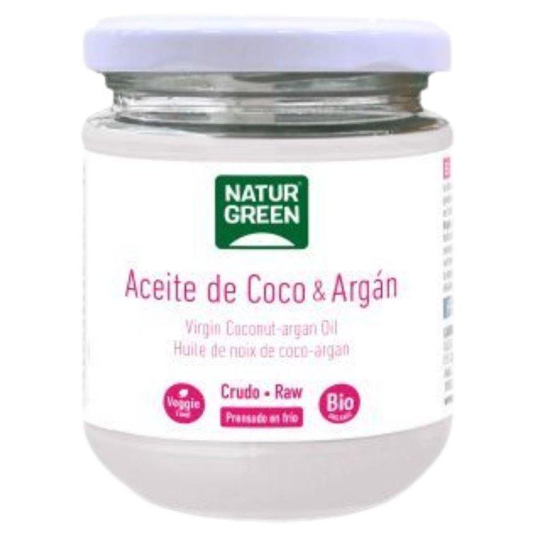 Aceite de Coco y Argán Bio 215ml