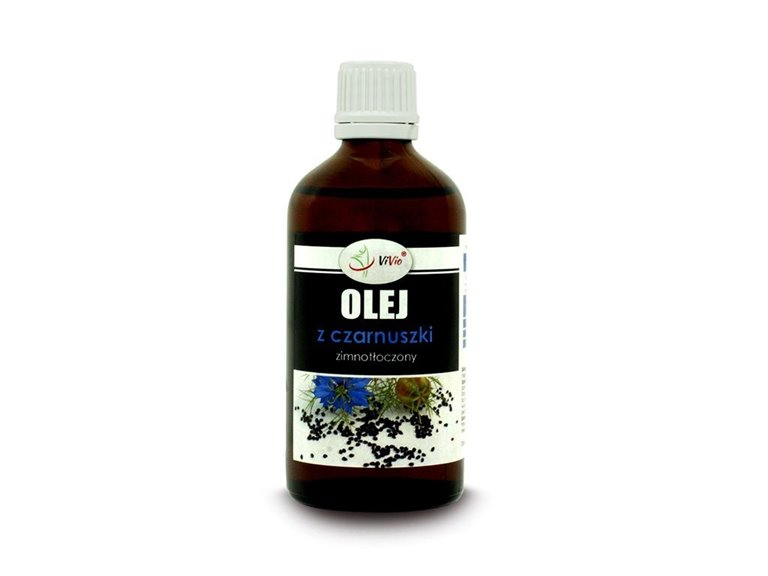 Aceite de comino negro - Prensado en frío 100ml
