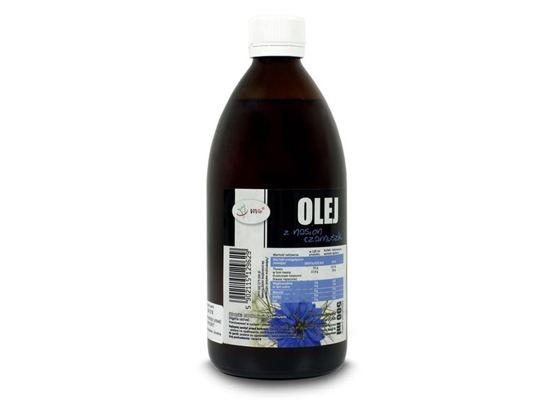 Aceite de comino negro | Prensado en frío 500ml
