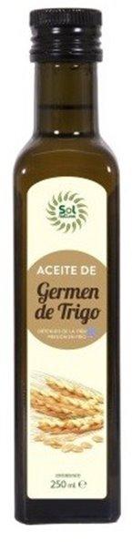 Aceite 1ª Prensión Germen de Trigo 250ml