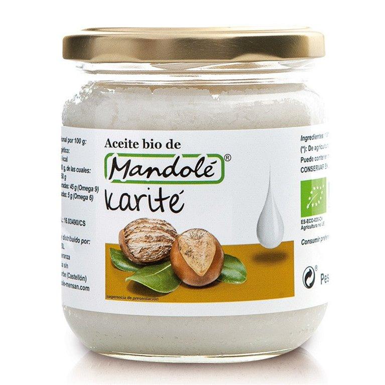 Aceite de Karité Bio 250g