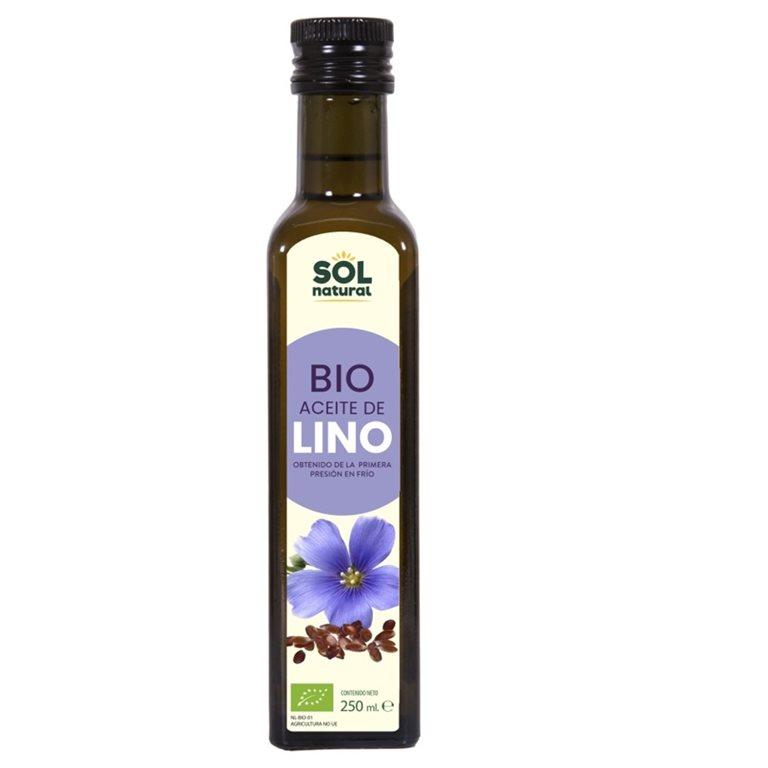 Aceite de Linaza Bio 250ml, 1 ud