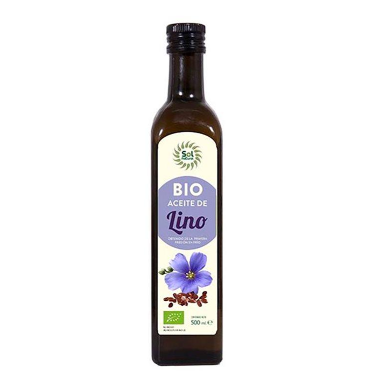 Aceite de Linaza Bio 500ml, 1 ud