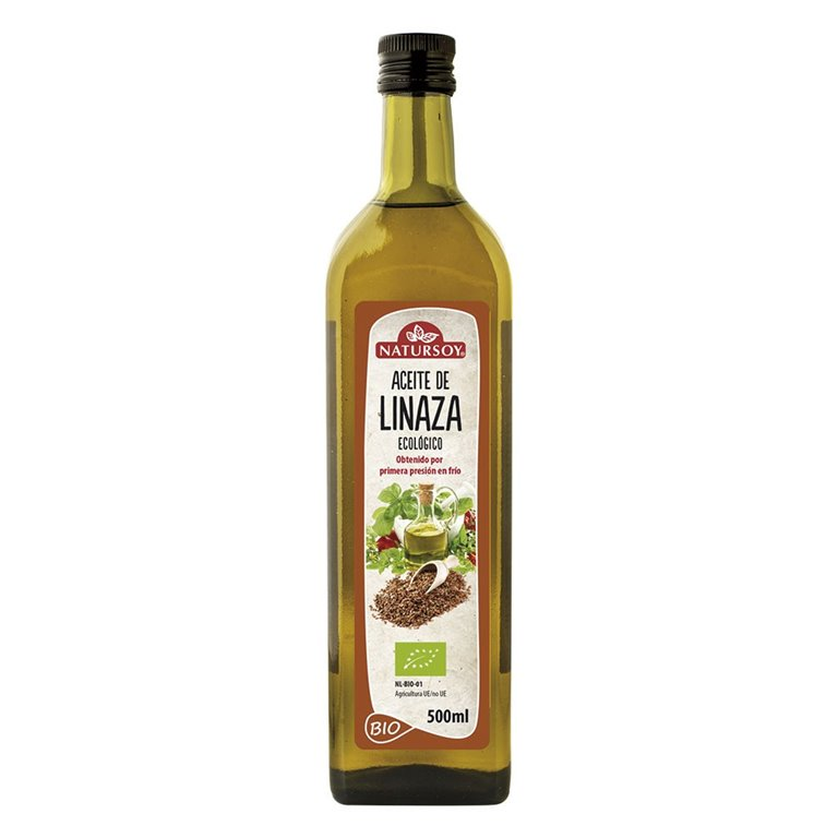 Aceite de Linaza Bio 500ml