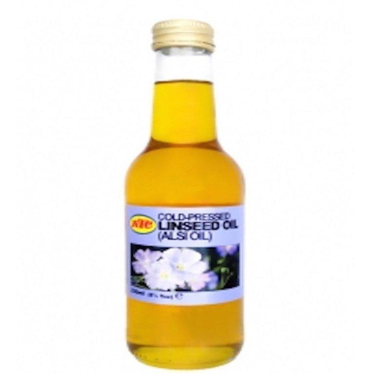 Aceite de lino puro 250ml, 1 ud