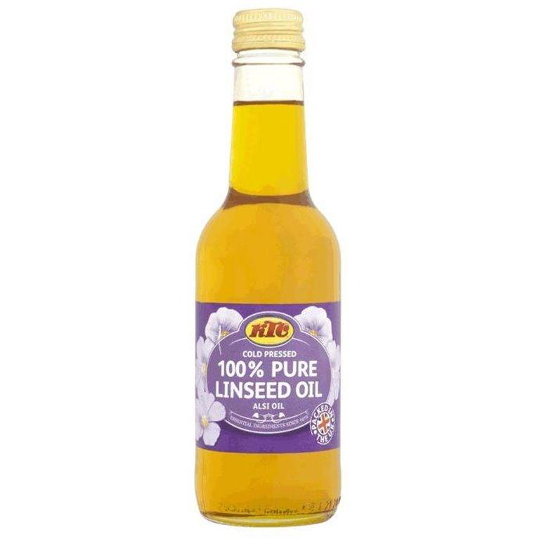 Aceite de Lino Puro 250ml