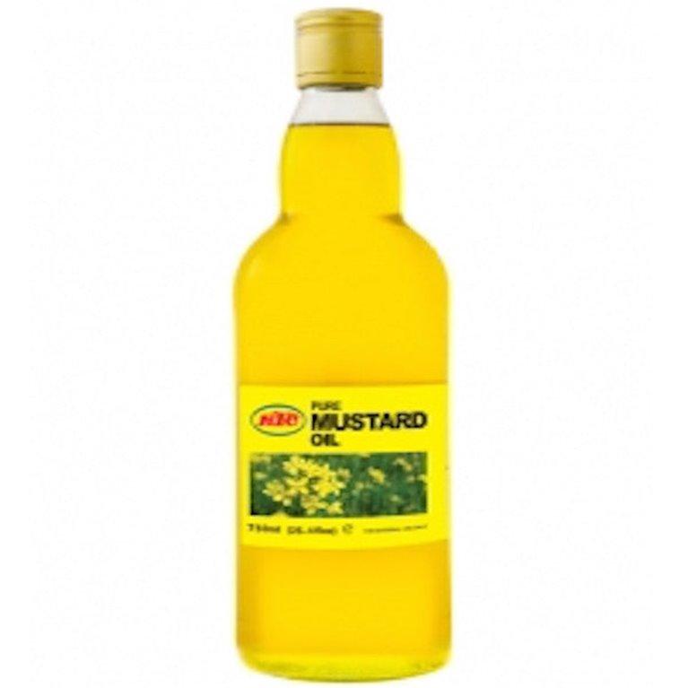 Aceite de mostaza 500ml, 1 ud