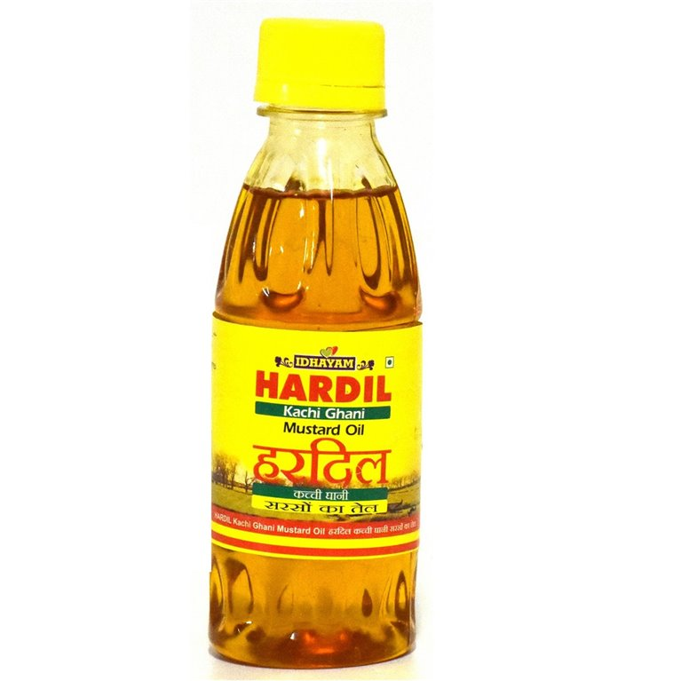 Aceite De Mostaza | Mustard Oil Idhayam - 500ml for cooking