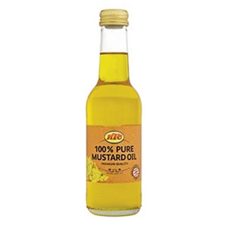 Aceite de Mostaza Puro 250ml