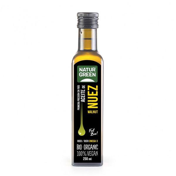 Aceite de Nuez Bio 250ml