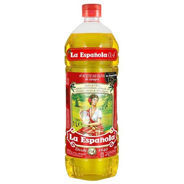 Aceite de Oliva 0,4 La Española 1L