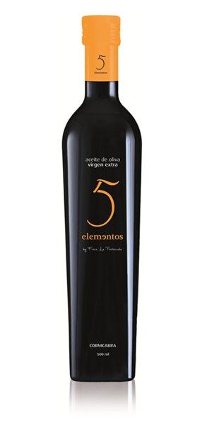 Aceite de Oliva 5 Elementos Cornicabra 500ml