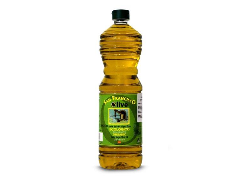 Aceite de oliva BIO Virgen Extra 1l