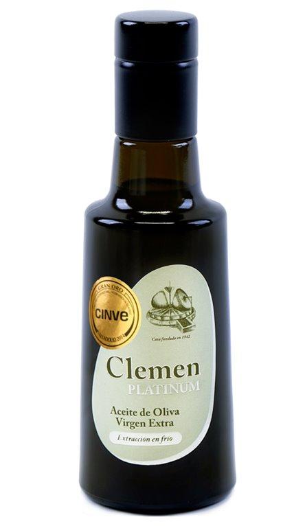 Aceite de Oliva Clemen Platinum 250 Ml
