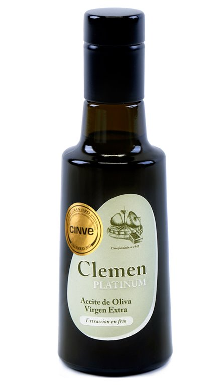 Aceite de Oliva Clemen Platinum 500 Ml