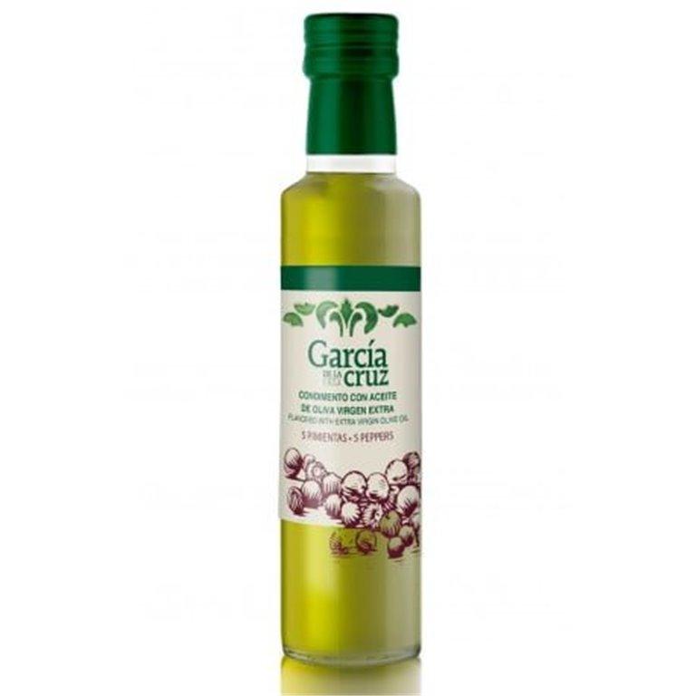 Aceite de Oliva con 5 pimientas 250ml