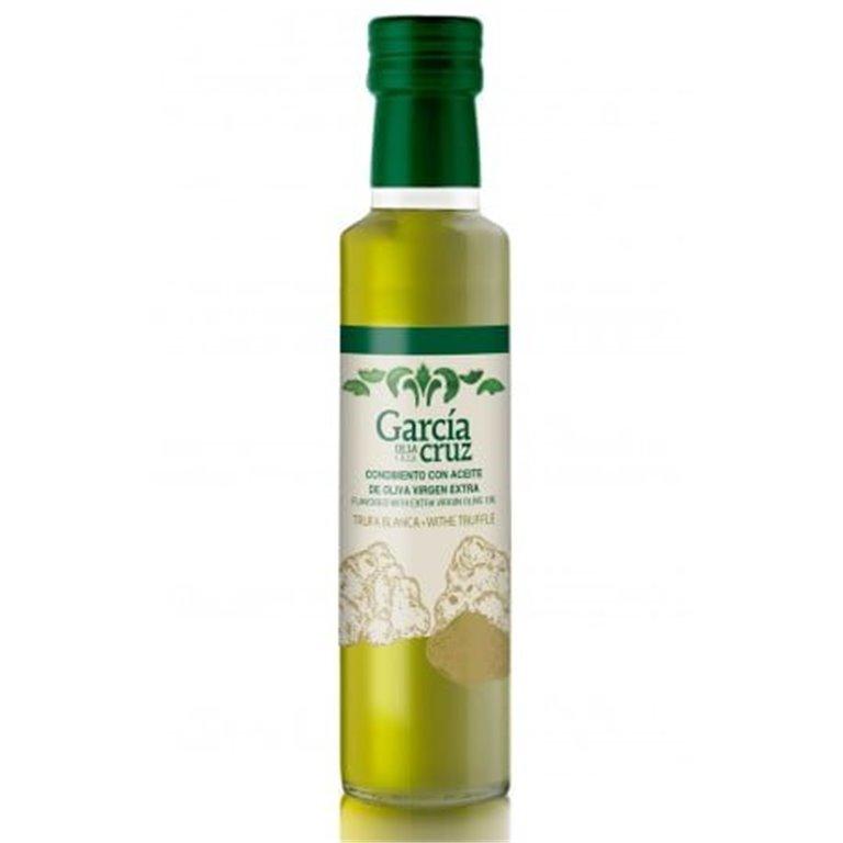 Aceite de Oliva con Trufa Blanca 250ml