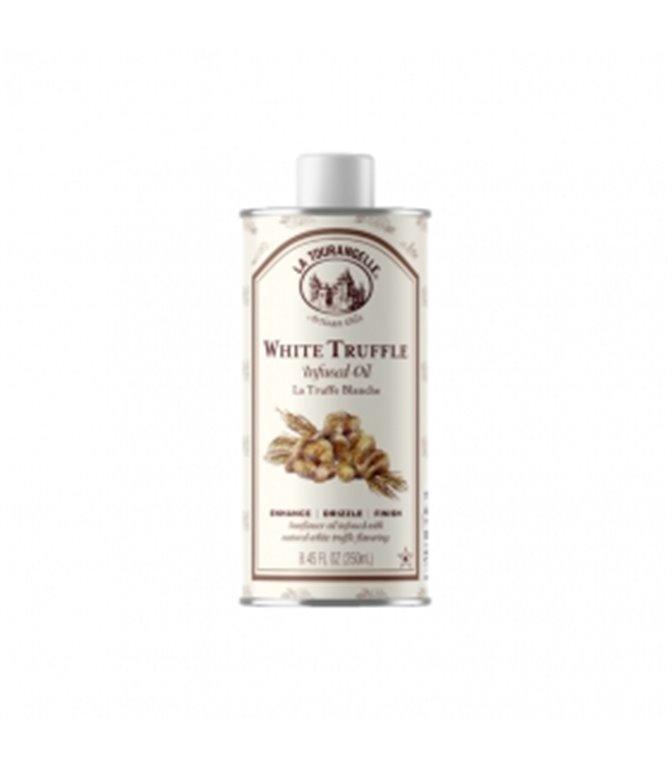 Aceite de oliva con trufa blanca 25cl. La Tourangelle. 6un.