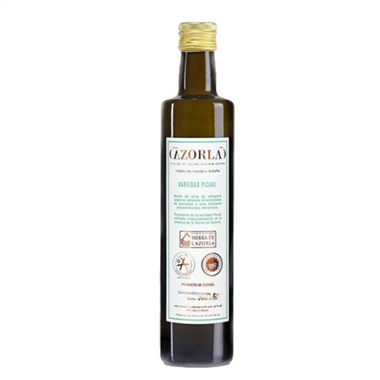 Aceite De Oliva D.O.P. Sierra Cazorla