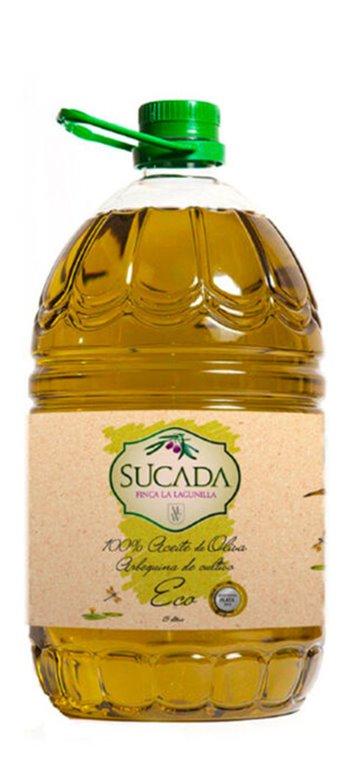 Aceite de Oliva Ecológico Sucada 5L