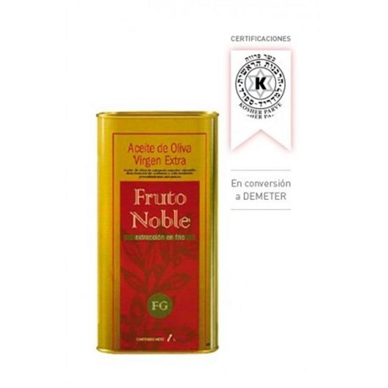 Aceite De Oliva Virgen Extra 1ª Extracción Frío, 1 ud